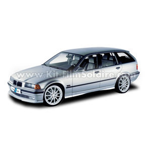 film solaire bmw serie 3 break e36 1995 2000. Black Bedroom Furniture Sets. Home Design Ideas